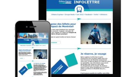 Orléans Express; repenser et unifier la stratégie numérique