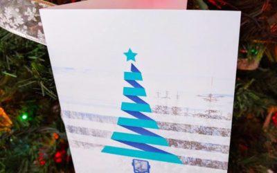 Cartes de Noël personnalisées