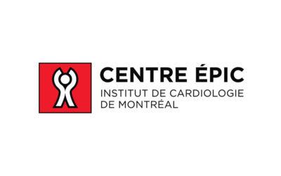 Centre ÉPIC, Institut de Cardiologie de Montréal – Logo