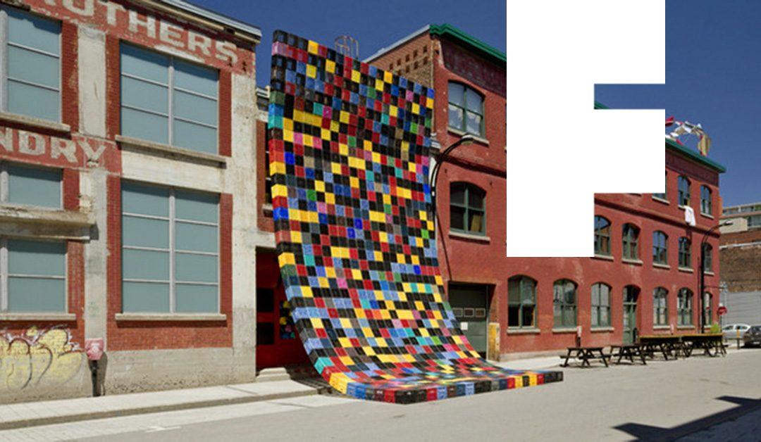 Stratégie de diffusion de contenu pour un centre d'arts visuels