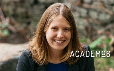 Émilie Poirier, maintenant mentor pour Academos!