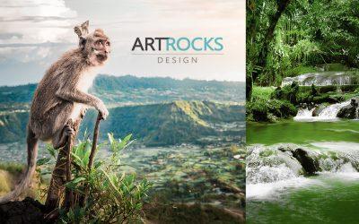 Gestion des médias sociaux pour Art Rocks Design
