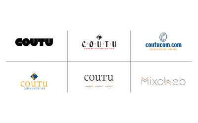 L'évolution du logo MixoWeb